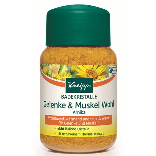 Kneipp Sůl do koupele Svaly a klouby 60 g