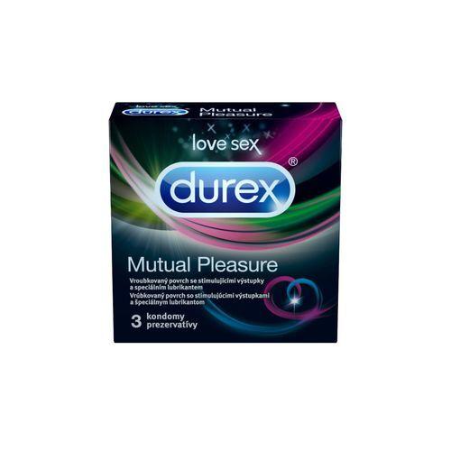 Kondomy Mutual Pleasure 10 ks