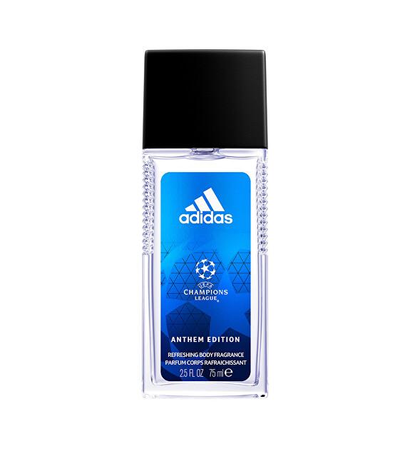 Adidas UEFA Anthem Edition - deodorant s rozprašovačem 75 ml