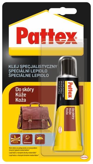 Pattex speciální lepidlo na kůži 30 g