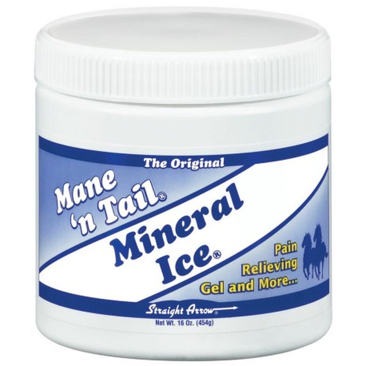 MANE 'N TAIL Mineral Ice gel 454 ml