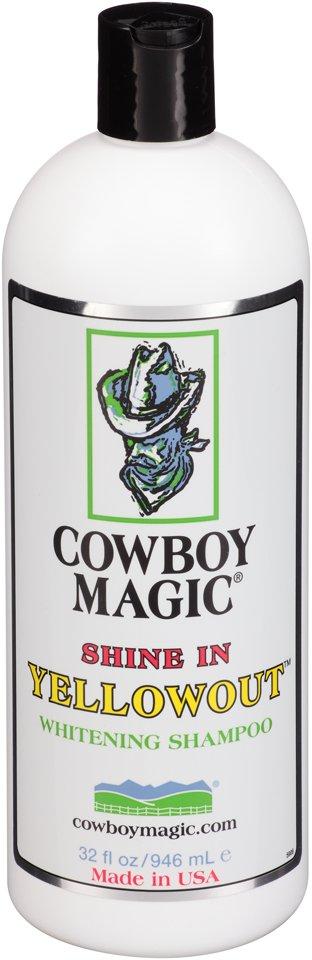 COWBOY MAGIC YELLOWOUT SHAMPOO 946 ml