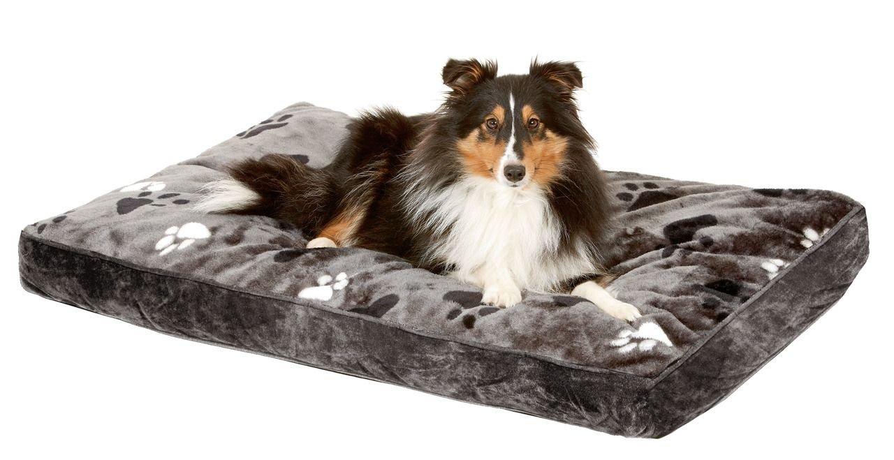 Karlie Pelech pro psy šedý 110x65x12cm