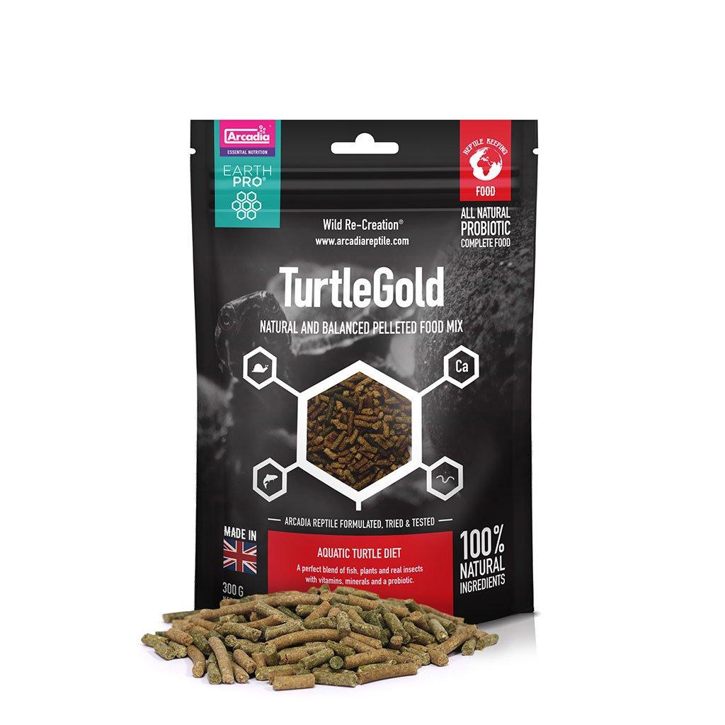 Arcadia EarthPro - TurtleGold 300g