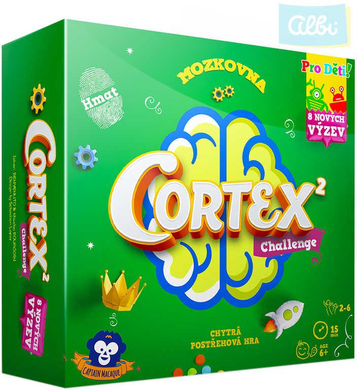 ALBI HRA Cortex 2 pro děti *SPOLEČENSKÉ HRY*