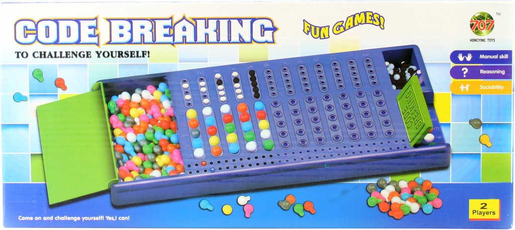 Hra Logik plast v krabici *SPOLEČENSKÉ HRY*