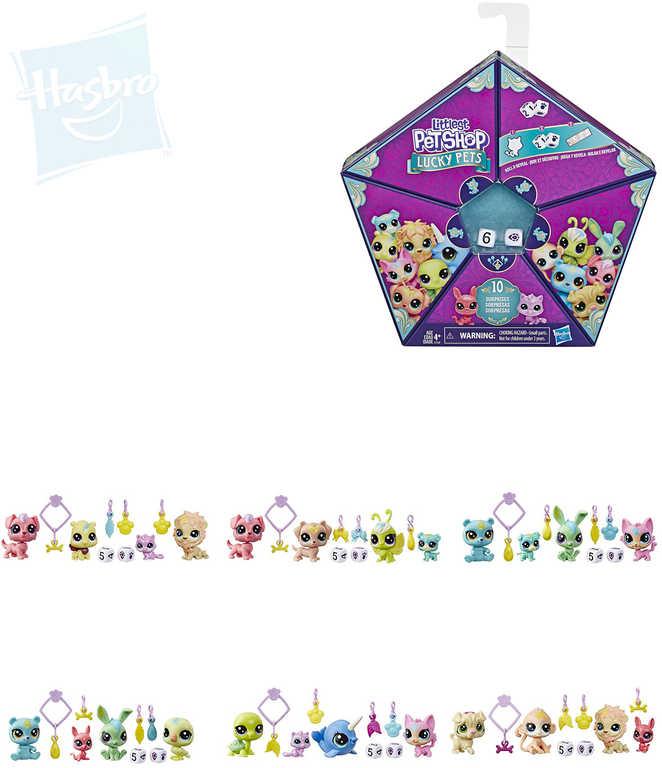 HASBRO LPS Zvířátko Littlest Pet Shop magické multibalení s doplňky