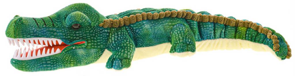 PLYŠ Krokodýl 45cm *PLYŠOVÉ HRAČKY*
