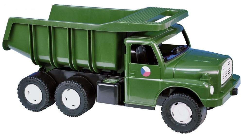 Auto Tatra 148 vojenská plastová