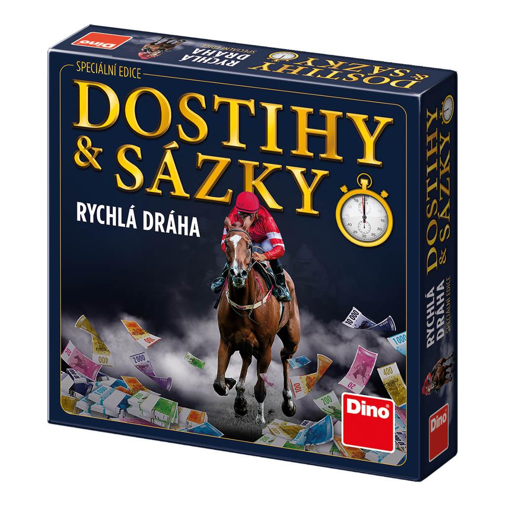 Hra Dostihy a sázky - Rychlá dráha