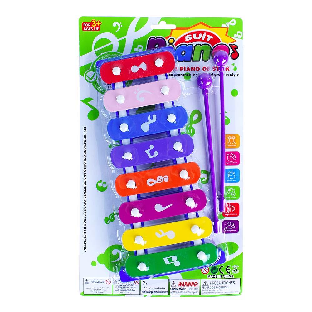 Dětský xylofon 27 cm