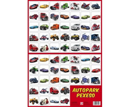 E-shop Pexeso Autopark