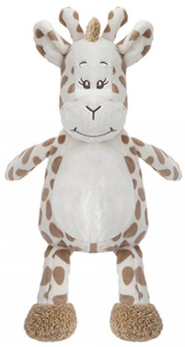 PLYŠ Baby žirafka sedící 19cm *PLYŠOVÉ HRAČKY*