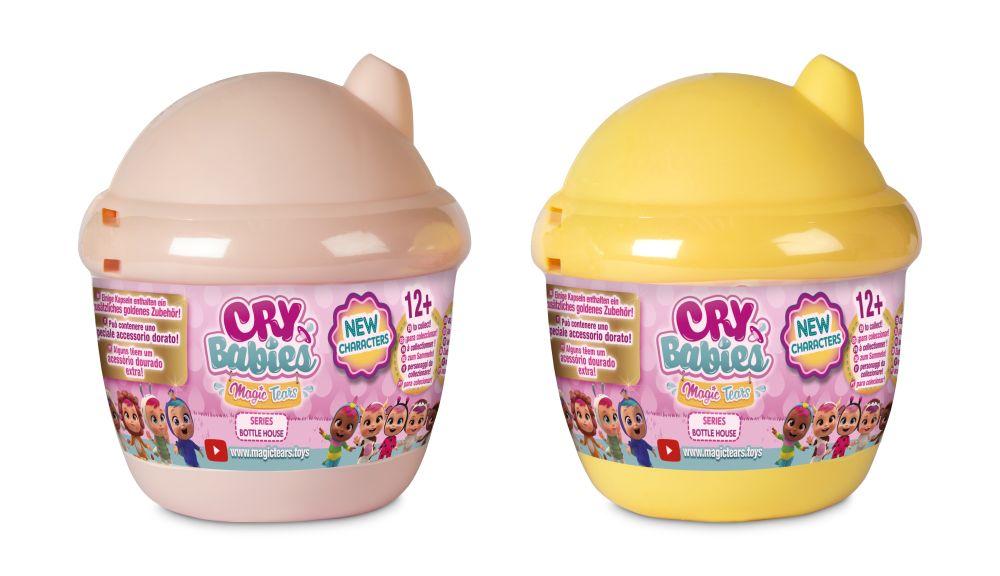 panenka CRY BABIES MAGIC TEARS FANTASY magické slzy série 3