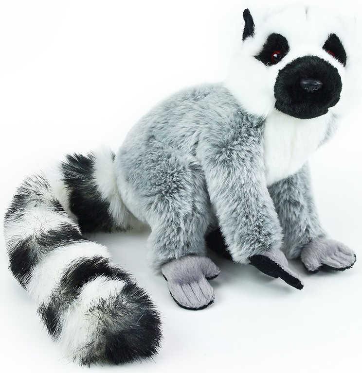 PLYŠ Lemur 19cm exkluzivní kolekce *PLYŠOVÉ HRAČKY*