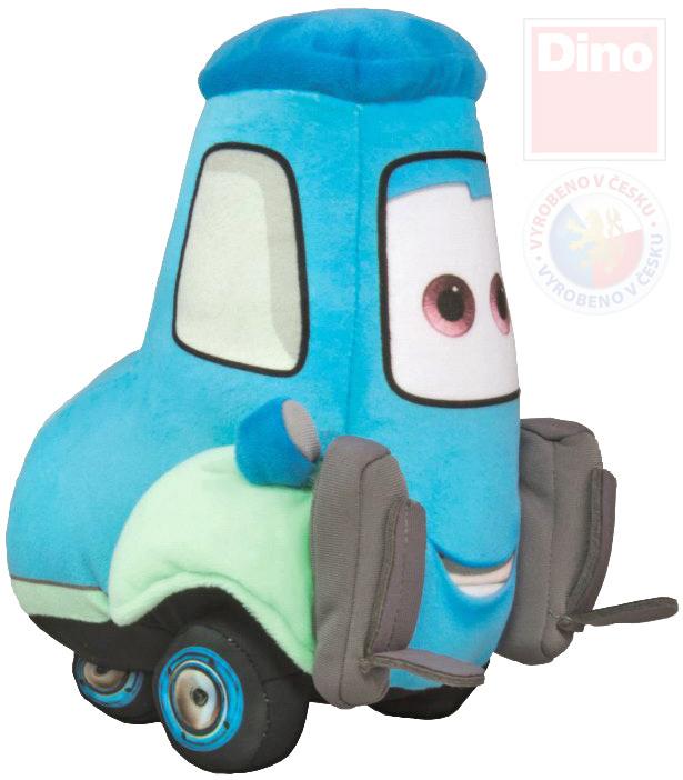 DINO PLYŠ Auto Guido 20cm Cars 3 (Auta) *PLYŠOVÉ HRAČKY*