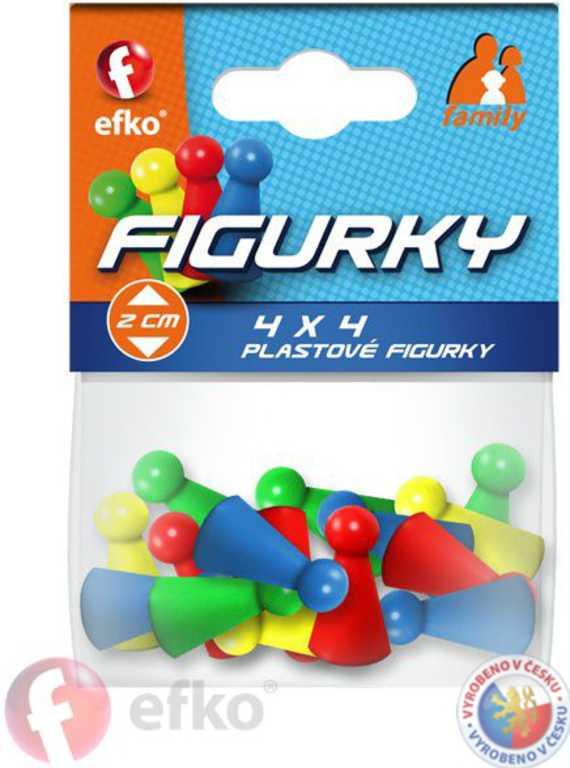 EFKO Figurky FAMILY pro stolní hry