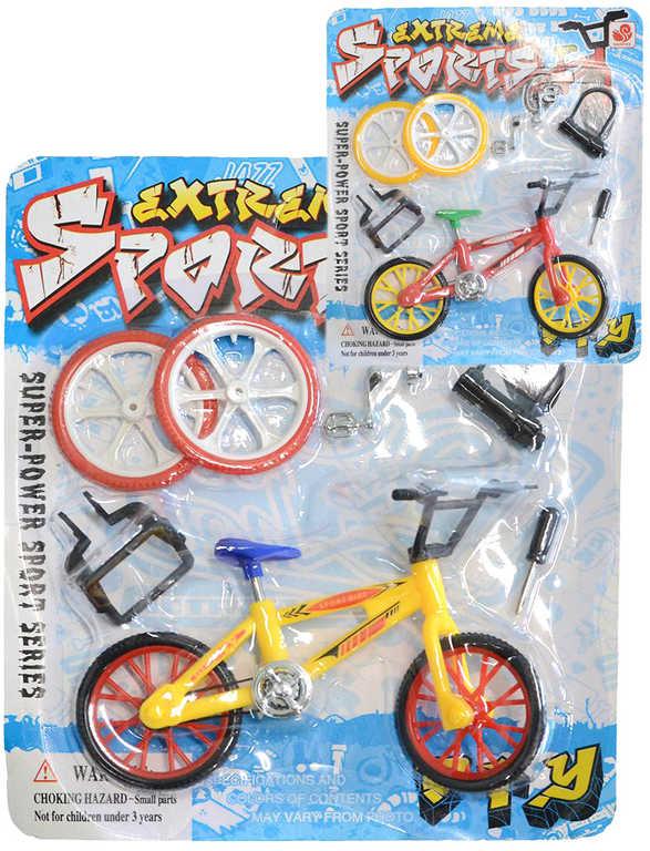 Xtreme sports kolo BMX šroubovací 13cm set bike s nástrojem a doplňky