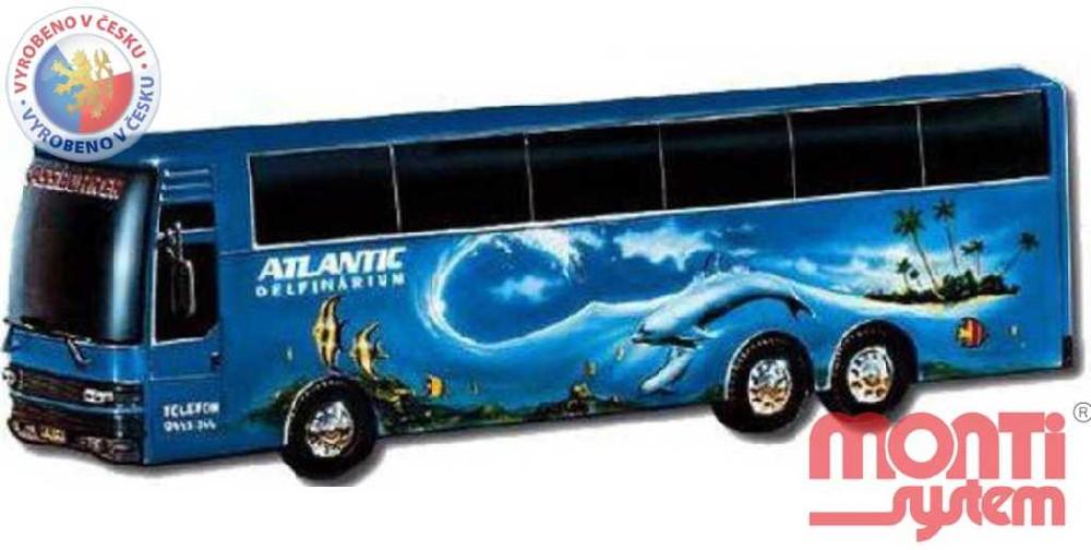 MONTI SYSTÉM 50 Bus Setra ATLANTIC DOLPHI MS50 0108-50