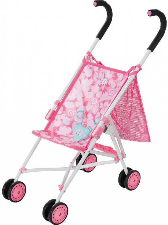 ZAPF BABY ANNABELL Kočárek golfové hole se síťkou pro panenku miminko