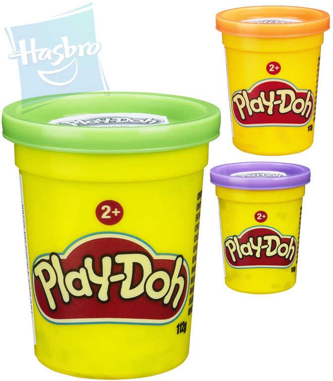 HASBRO PLAY-DOH Modelína (plastelína) samostatné tuby