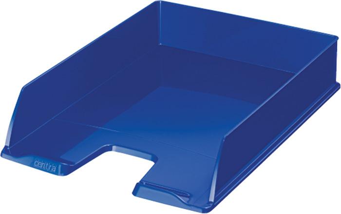 Kancelářský box na spisy Centra - modrá