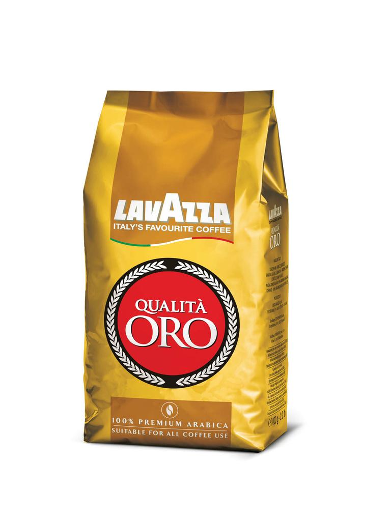 Lavazza Qualita Oro 1kg zrno