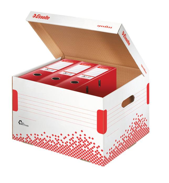 Esselte archivní kontejner Speedbox A4 na pořadače