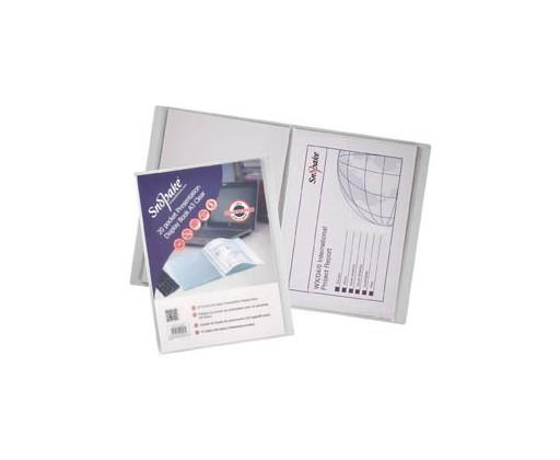 E-shop Prezentační desky A3 Snopake - 20 kapes / čirá