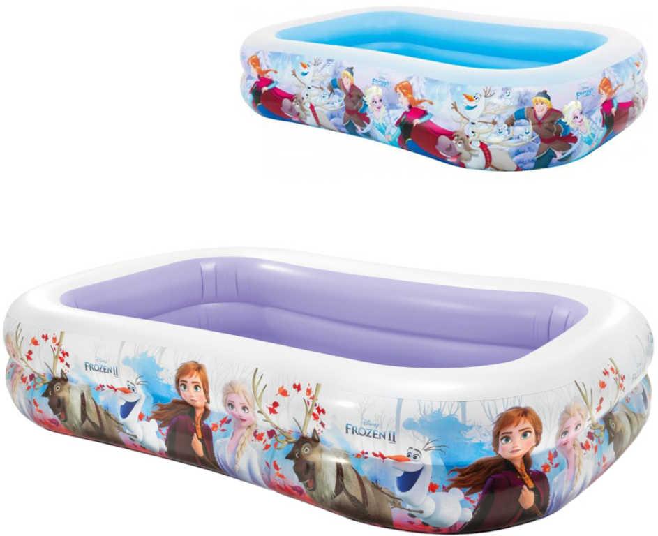 INTEX Bazén dětský nafukovací Frozen 2 (Ledové Království) 2 druhy 58469