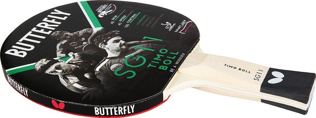 Pálka na stolní tenis BUTTERFLY - Timo Boll SG11