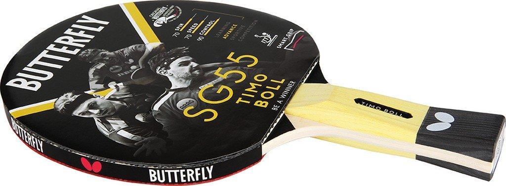 Pálka na stolní tenis BUTTERFLY - Timo Boll SG55
