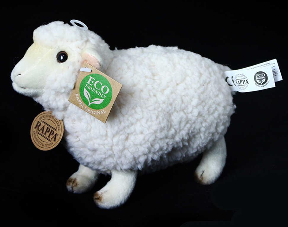 PLYŠ Ovce 20cm Eco-Friendly *PLYŠOVÉ HRAČKY*