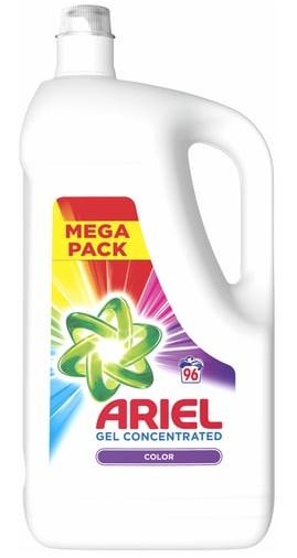Ariel Color prací gel, 96 praní 5,28 l