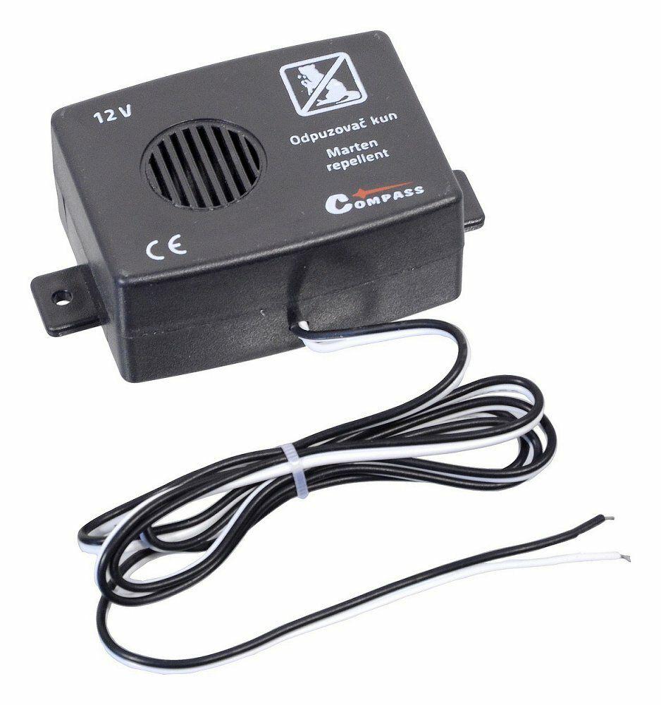 Odpuzovač kun elektronický 12V COMPASS
