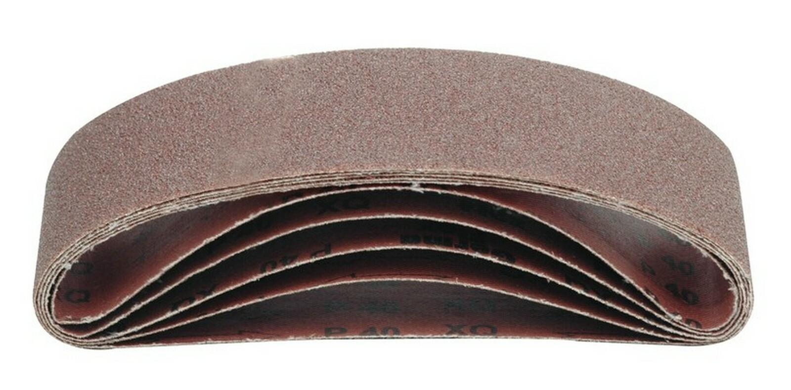 Brusný pás 533 x 75 mm P60 5 ks TOYA