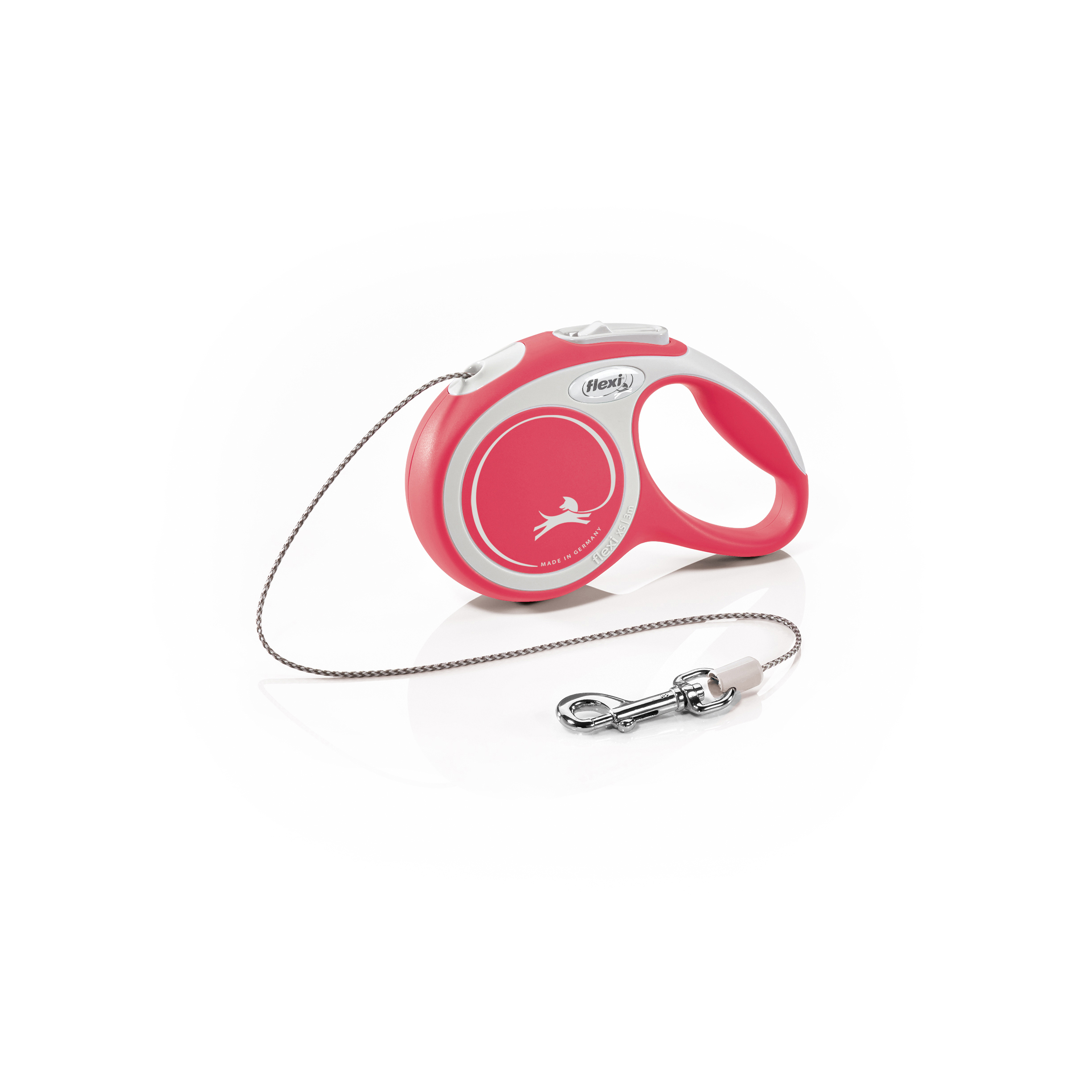 Flexi New Comfort XS šňůra 3m červená