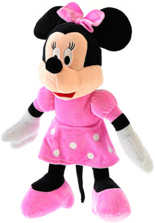 PLYŠ Postavička myška Minnie Mouse 30cm *PLYŠOVÉ HRAČKY*