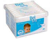 Bel Baby Safety Cotton Buds dětské vatové tyčinky 56 ks