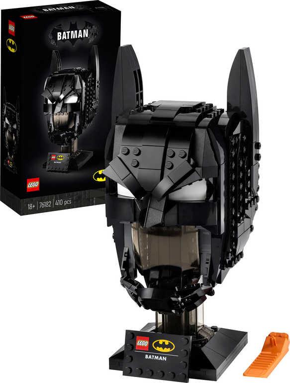 LEGO SUPER HEROES Batmanova maska 76182 STAVEBNICE