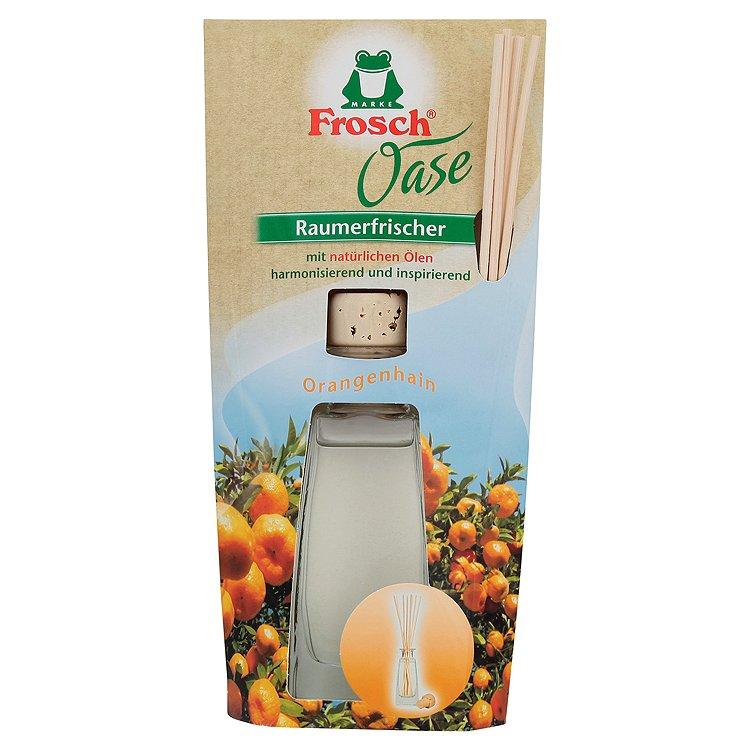 Frosch Oase Osvěžovač vzduchu s vůní pomerančového háje 90 ml