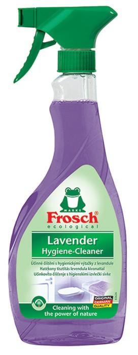Fotografie Frosch hygienický čistič, levandulový 500 ml