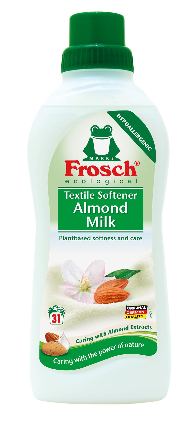 Frosch hypoalergenní aviváž mandlové mléko, 31 praní 750 ml