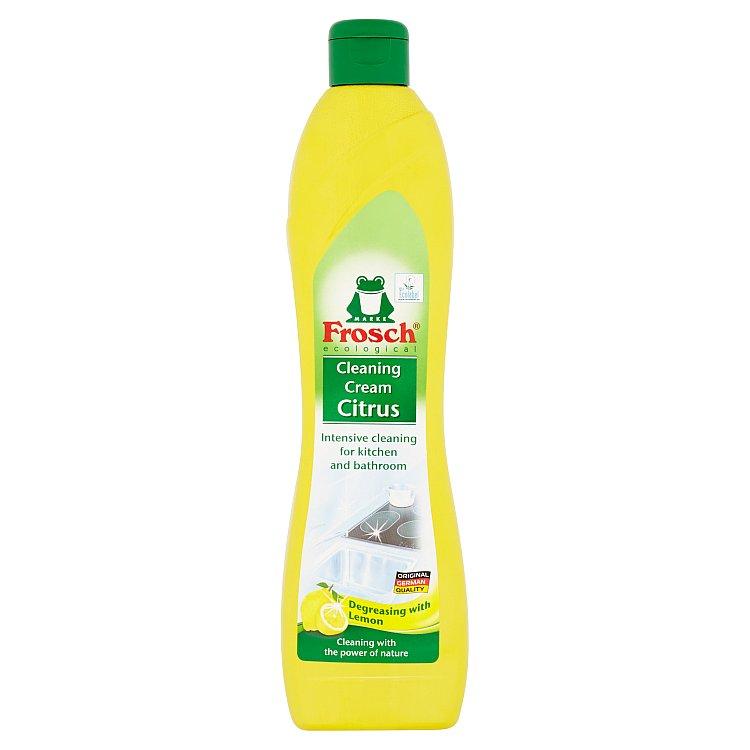 Fotografie Frosch Citrusový čisticí krém 500 ml