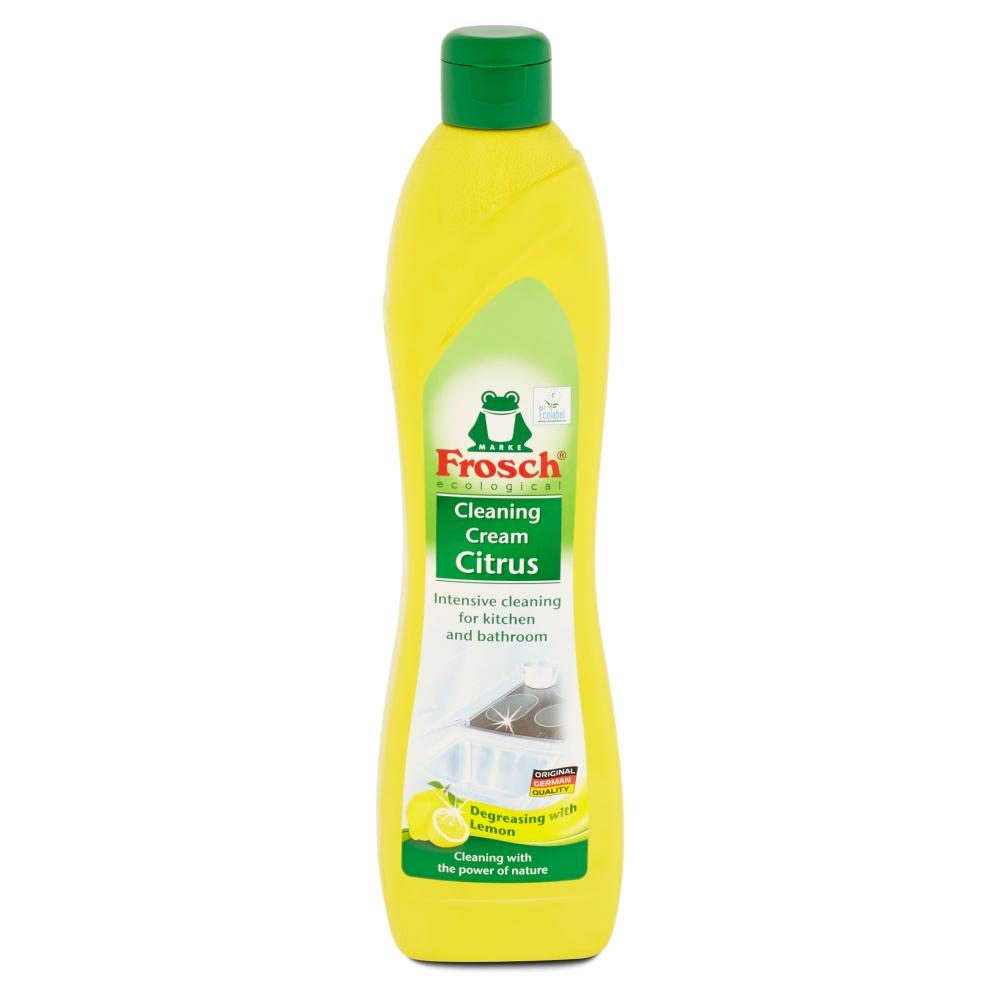 Frosch EKO čisticí krém s vůní citrusu 500 ml