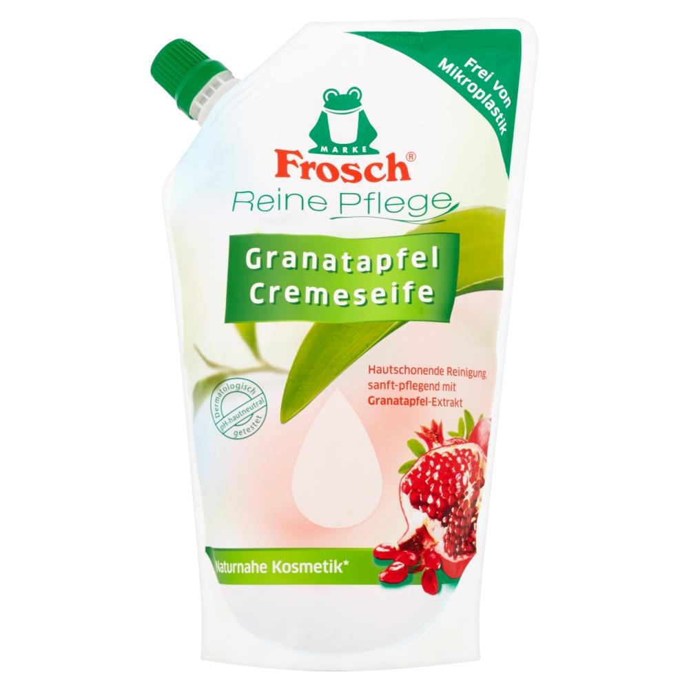 Frosch Eko tekuté mýdlo granátové jablko náhradní náplň 500 ml