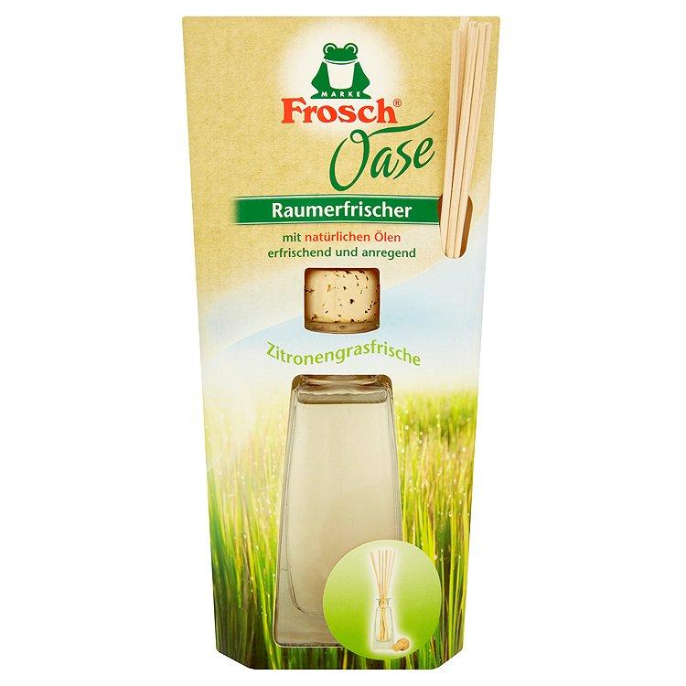 Frosch Oase Osvěžovač vzduchu citrónová tráva 90 ml