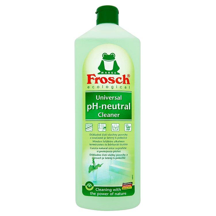 Fotografie Frosch Univerzální pH neutrální čistič 1000 ml