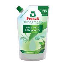 Frosch tekuté mýdlo s aloe vera náhradní náplň 500 ml