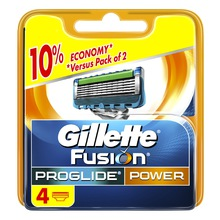 Fusion Proglide Power ( 4 ks ) - Náhradní hlavice 4 ks